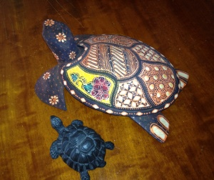 Too much tortoise?
